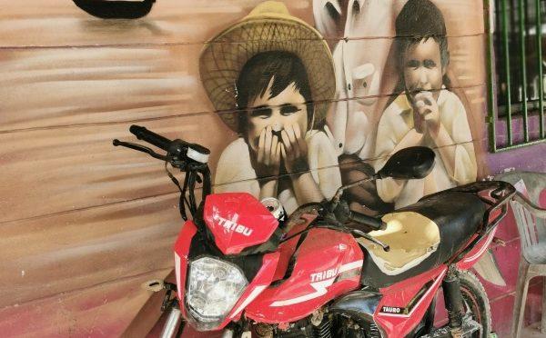 Street art à Holbox