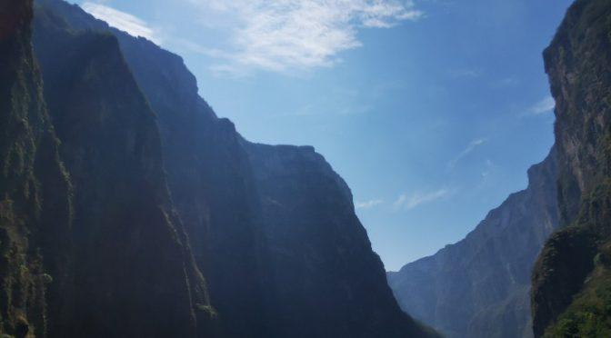 Canyon de Sumidero